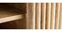 Mueble TV en mango con puertas correderas ALBA