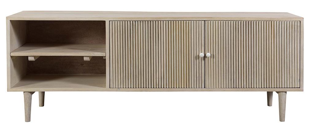 Mueble TV vintage en madera de mango PATH