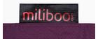 Puf gigante de diseño morado BIG MILIBAG