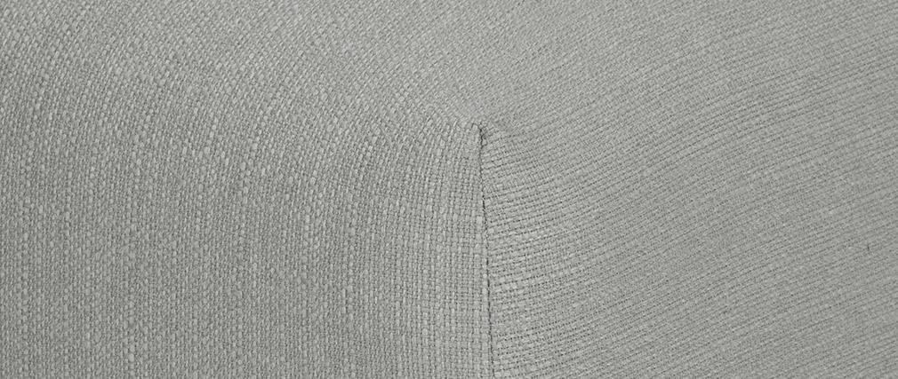 Reposapiés moderno tejido gris MODULO