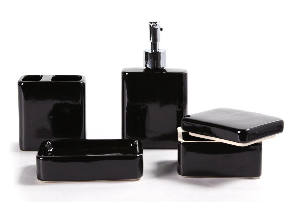 Accesorios de ba o de ceramica for Set accesorios para bano