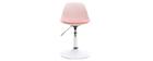 Silla de escritorio diseño infantil rosa STEEVY
