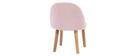 Silla infantil diseño rosa BABY CELESTE