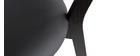 Sillas vintage negras (lote de 2) DOVE