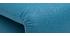 Sillón convertible azul petróleo SLEEPER