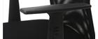 Sillón de escritorio diseño malla negra PLUZ