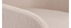 Sillón de oficina diseño tejido natural SHANA