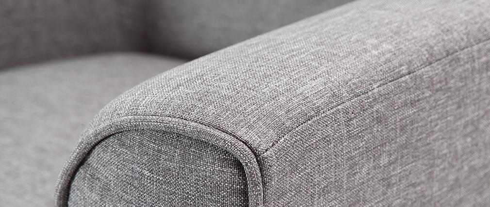 Sillón diseño gris SOVHA