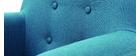 Sillón infantil nórdico azul NORKID