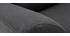 Sillón nórdico tejido gris antracita ALICE