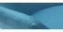 Sillón rotativo en tejido azul petróleo y pata metal AMADEO