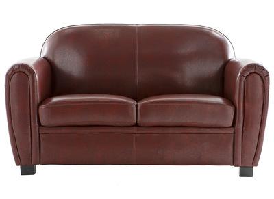Rebajas sof s de piel miliboo miliboo for Rebajas sofas de piel