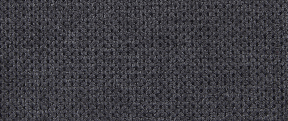 Sofá convertible con reposabrazos ajustable terciopelo gris antracita NORO