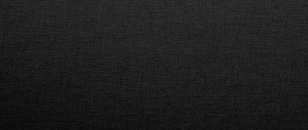 Sofá convertible diseño negro RAPIDO HAMILTON