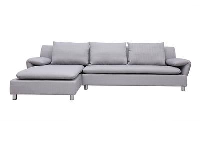 Sofas chaise longue miliboo miliboo - Sofas de esquina ...