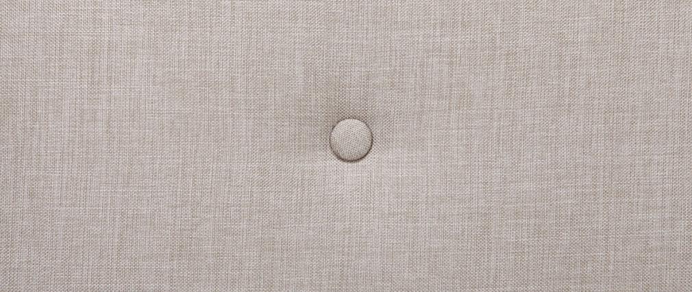 Sofá de esquina reversible diseño natural OSCAR