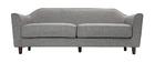 Sofá diseño 3 plazas gris SOVHA