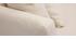 Sofá nórdico 3 plazas desenfundable beige y patas madera OSLO
