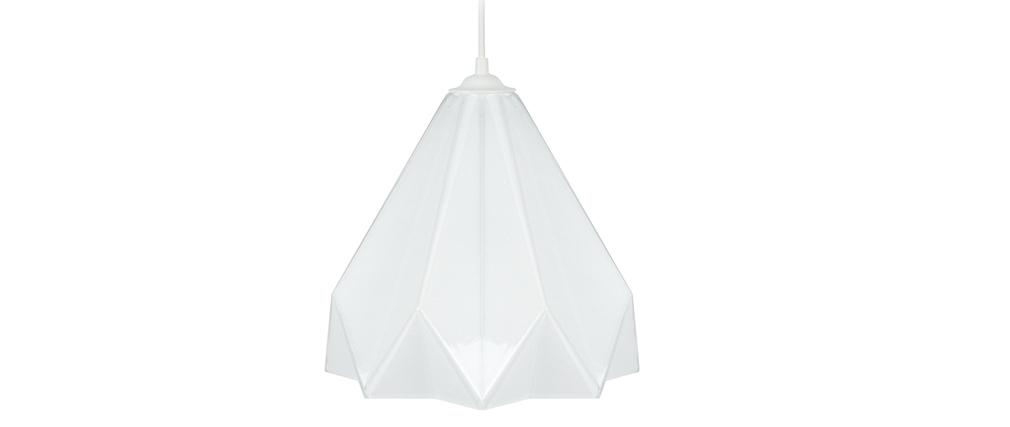 Suspensión diseño cristal ORIGAMI