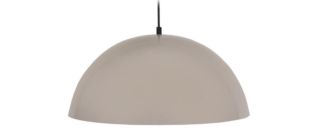 Suspensión semi esfera diseño topo POG
