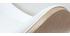 Taburete de bar diseño blanco y madera clara WALNUT