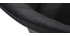 Taburete de bar moderno terciopelonegro 68 cm DALLY