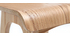 Taburete / Silla de bar escandinavo 65cm fresno BALTIK