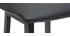 Taburetes de bar negros A65 cm (lote de 2) OSAKA