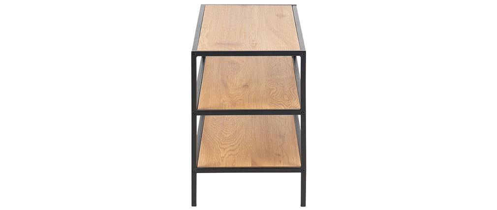 Zapatero industrial metal y madera TRESCA